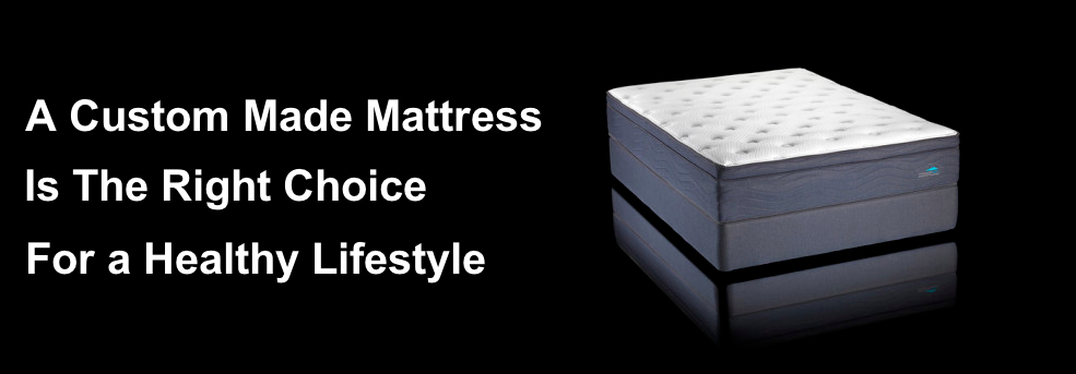 Custom Made Mattress Banner